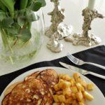 Frukost, lunch eller mellanmål