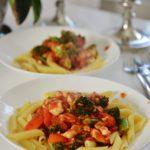Veckans vegetariska pasta