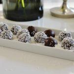 När du blir sugen på något gott – baka dessa chokladbollar