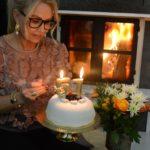 Känslan av att fira sin födelsedag
