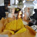 Bjud på nybakta Saffransscones till frukost